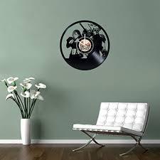 Final Fantasy XV Vinyl Record Wall Clock U2013 Bedroom ...