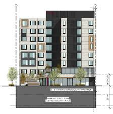 Park Street Corridor Teems With Plans But Lacks Projects U2013 The 12 Unit Apartment Building Plans