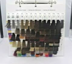 Rusk Deepshine Hair Color Chart Swatch Book New 45 00