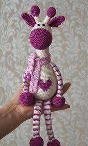 Crochet Giraffe Pattern Adorable Hearty Giraffe Amigurumi Pattern Amigurumi Today