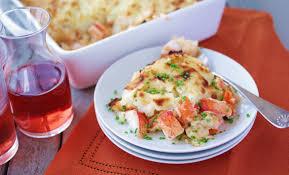 Recipe for lobster shepherd's pie - The ...