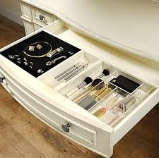 Makeup drawer organizers More Makeup Organizer Ideas for a Tidy Display of