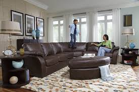 leather sectional living room furniture. Living Room Eleagnt Sectionals Ideas With Leather Sectional Furniture I