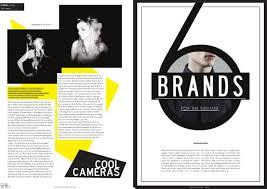 Magazines Layouts Ideas 10 Awesome Fashion Magazines Layouts Touchey Design