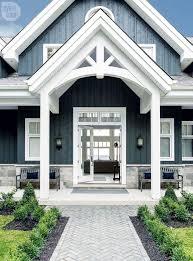 Home Exterior Design Ideas Siding Custom Inspiration Design