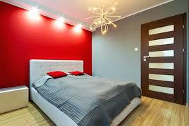 red feature wall bedroom ideas modern bedroom red wall white headboard bedroom decor ideas modern
