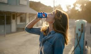 Pepsi Vending Machine Commercial Magnificent The Original Cindy Crawford Pepsi Commercial Vs The New One Shows