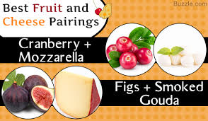 Great Fruit And Cheese Pairings You Should Try Before You Die