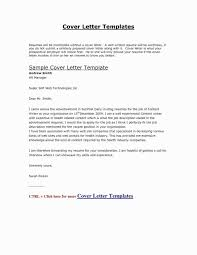 Cover Letter For A Resume Template New Intern Luxury How To Do