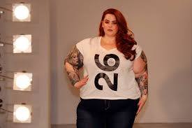 Tess Holliday Size Chart Size 22 Plus Size Model Tess Holliday Says A Lot Of