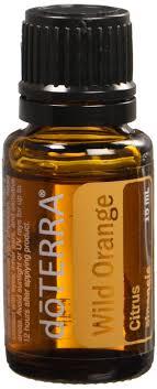 doterra wild orange essential oil 15 ml