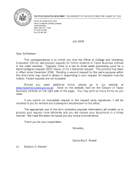 Inspirational Higher Education Cover Letter How To Format A