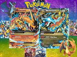 mega charizard x and y ex pokemon cards ultra rare