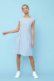 Emily & Fin Zoe Sun Lounger Stripe Dress – Ruck Rover General Store