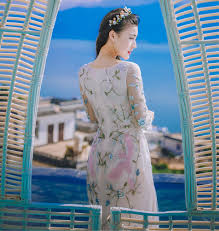Runway Dress Picture More Detailed Picture About 3 4 Sleeves