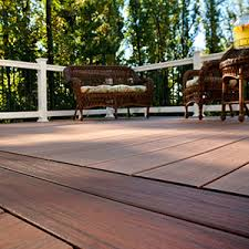 wolf composite decking. Fine Wolf Wolf PVC Tropical Hardwoods With Composite Decking