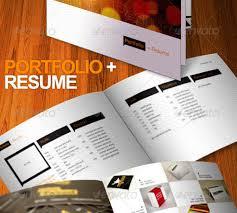 resume booklet resume brochure template 45 creative premium brochure