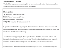 Cool Memos Basic Memo Template Together With Sample Of A Memorandum To Produce