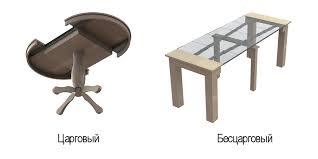 Царговые <b>механизмы</b> для раздвижных столов