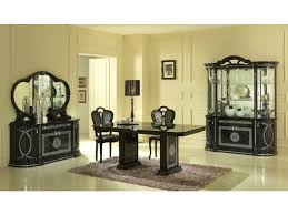 white italian furniture. Black Italian Furniture Sets High Gloss Dining Table And Chairs Set White