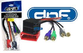 vw wiring harness ebay vw wiring harness audi vw wiring harness aftermarket stereo radio headunit adapter (70 1787)