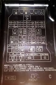1997 montero fuse box 1997 wiring diagrams