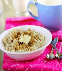 crock pot oatmeal the easy way