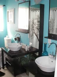 Astonishing Decoration Blue And Grey Bathroom Accessories