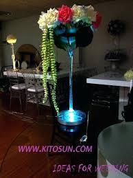 Vase lighting ideas Led Led Vase Lighting Led Tall Vase Base Wedding Decoration Led Light Table Centerpiece Led Vase Lighting Becrowd Led Vase Lighting Led Lights For Vases Of Flowers And Com Buy Gold