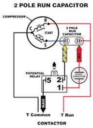 air conditioner wiring diagram capacitor on air images free Ac Contactor Wiring Diagram air conditioner wiring diagram capacitor 7 hvac contactor wiring diagram nordyne air handler wiring diagram ac magnetic contactor wiring diagram