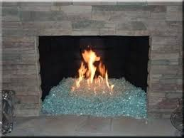 fireplace with glass fireplace glass doors open or closed