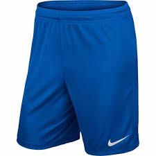 Детские игровые <b>шорты Nike Park II</b> Knit (No Briefs) купить в ...