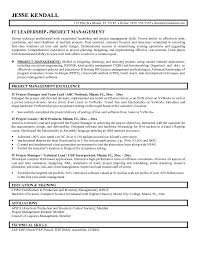 Amazing Project Management Objective Resume 38 For Your Skills For Resume  with Project Management Objective Resume