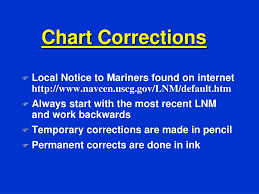 Ppt Session Ii Nautical Charts Powerpoint Presentation