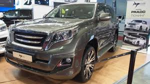 2018 toyota prado interior. contemporary interior 2018 toyota land cruiser pradoluxury interior review on toyota prado interior