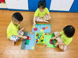 Tổ chức các trò chơi rèn kỹ năng vận động tinh cho trẻ ...