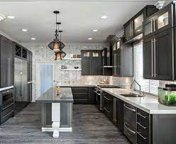 Pin By 𝖇𝖗𝖎𝖆𝖓𝖆𝖆 On Cooking Oasis Modern Kitchen Interiors Kitchen Interior Design Modern Interior Design Kitchen