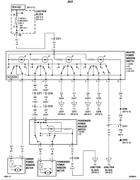 wiring diagram 2005 chrysler crossfire wiring diagram technic chrysler sebring questions power windows stopped working changedpower windows stopped working changed 30amp fuse and it
