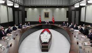 Kabine toplantısı ne zaman yapılacak? Kabine toplantısı bugün yapılacak mı?  - Son Dakika Türkiye Haberleri