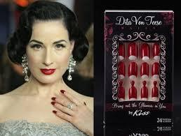 1006 dita von teese half moon manicure bd