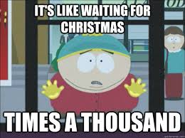 Impatient Cartman memes | quickmeme via Relatably.com