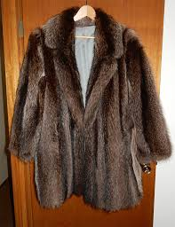 curly many older furs are sheared and made into reversible coats with water repellent taffeta on one side there are also s such as harricana in