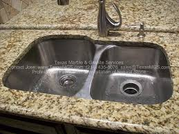 granite countertops with undermount sinks brilliant how should i choose a kitchen sink arch city marble regarding 9 tspwebdesign com