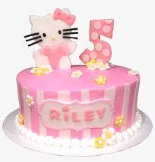 Hello Kitty Cake Baby Shark Cake Birthday Girl Free Transparent