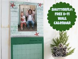 8x11 Calendar Shutterfly Free Custom 8x11 Wall Calendar 24 99 Value