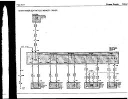 power seat wiring diagram needed ford flex forum image