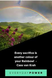 50 Rainbow Quotes Celebrating Hope After A Storm 2019