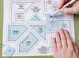 Hand Piecing | Lessons | McCall's Quilting & Free Hand Piecing Lesson for Quiters Adamdwight.com