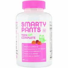 Smartypants <b>Teen</b> Guy Multivitamin <b>Lemon</b> Lime Cherry and Sour ...