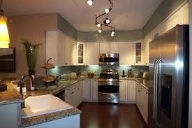 Kitchen With Track Lighting Square Flush Mount Ceiling Nickel Flush Mount Ceiling Light Flush